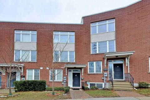 Townhouse for sale at 742 Kennedy Rd Toronto Ontario - MLS: E4731726