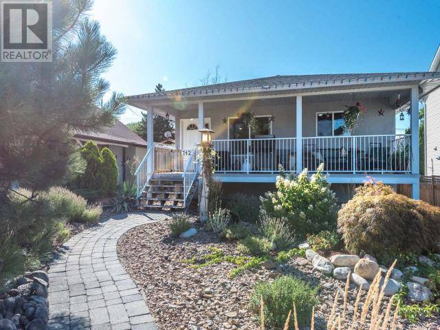 House for sale at 742 Penticton Ave Penticton British Columbia - MLS: 180159