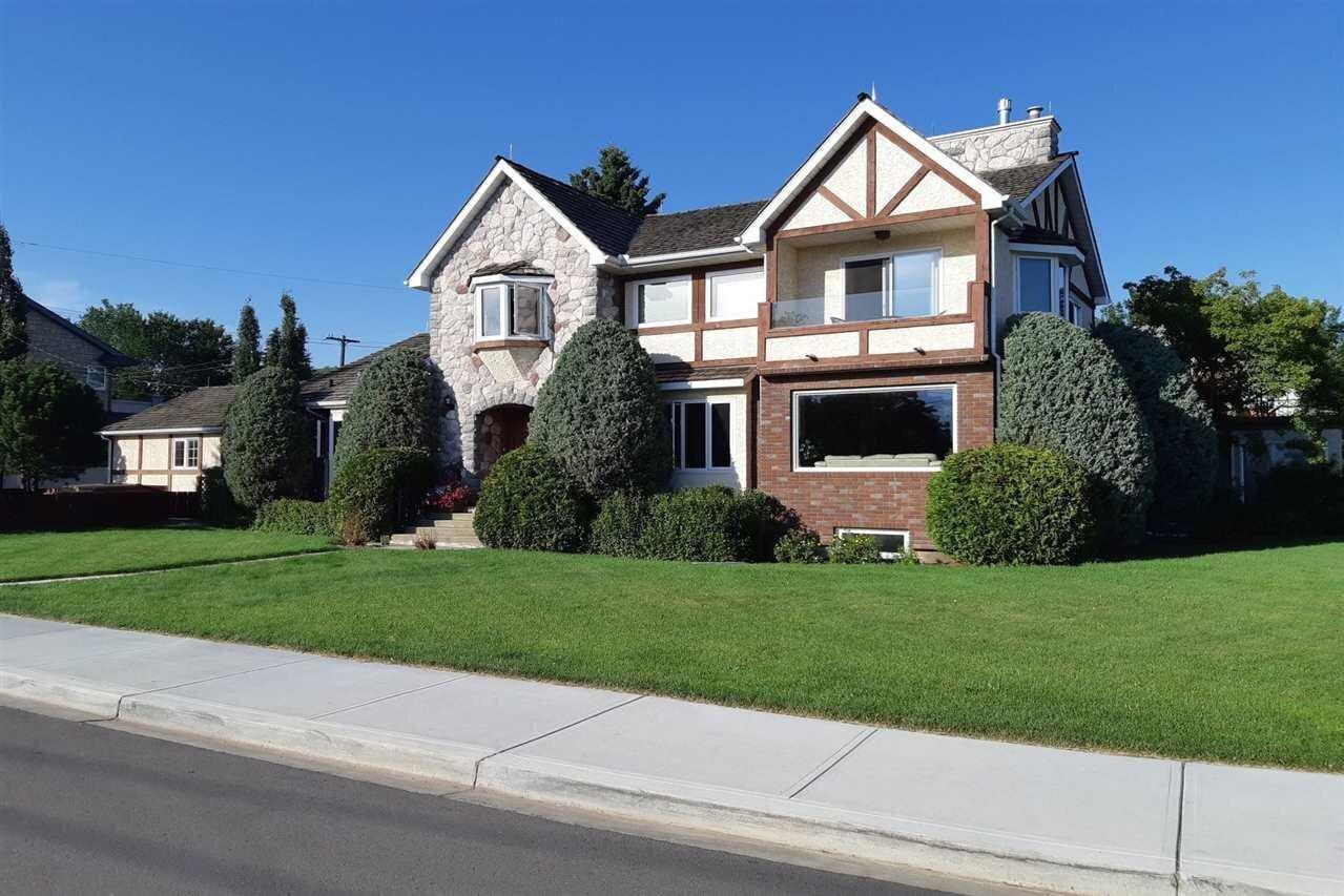 House for sale at 7424 Ada Bv NW Edmonton Alberta - MLS: E4190708