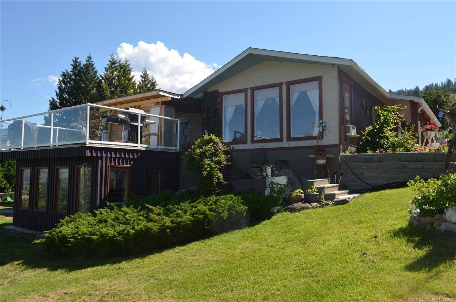 House for sale at 7424 L & A Rd Vernon British Columbia - MLS: 10202002