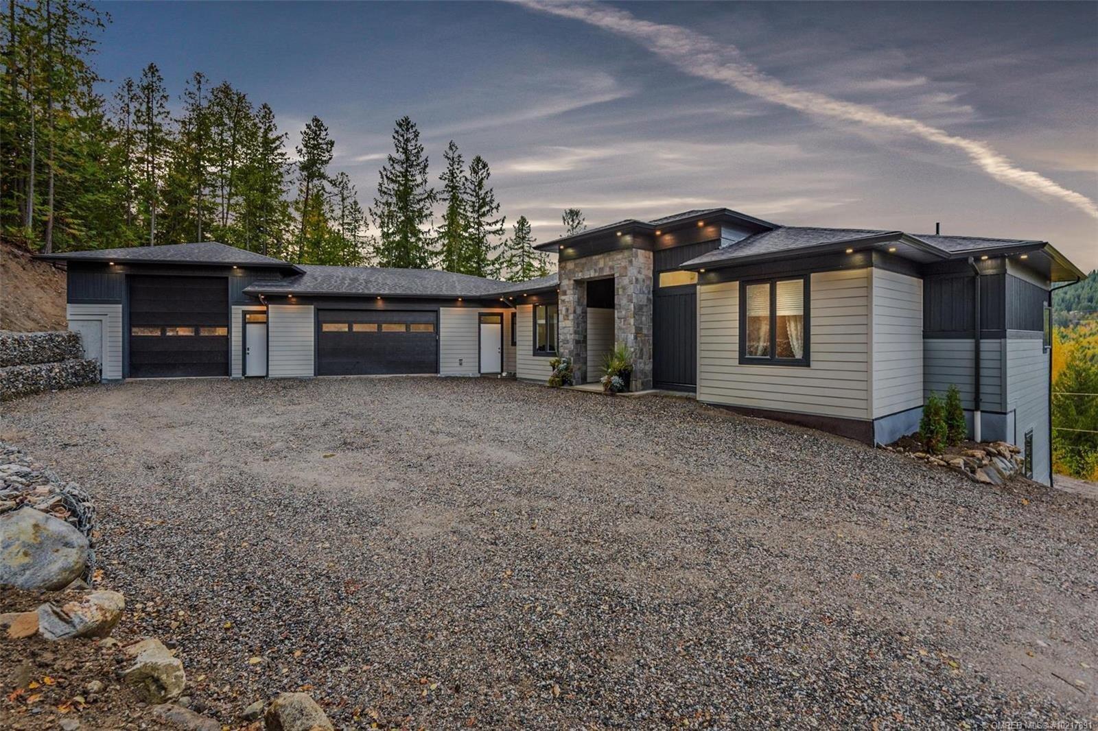 House for sale at 7425 Dixon Dam Rd Vernon British Columbia - MLS: 10217891