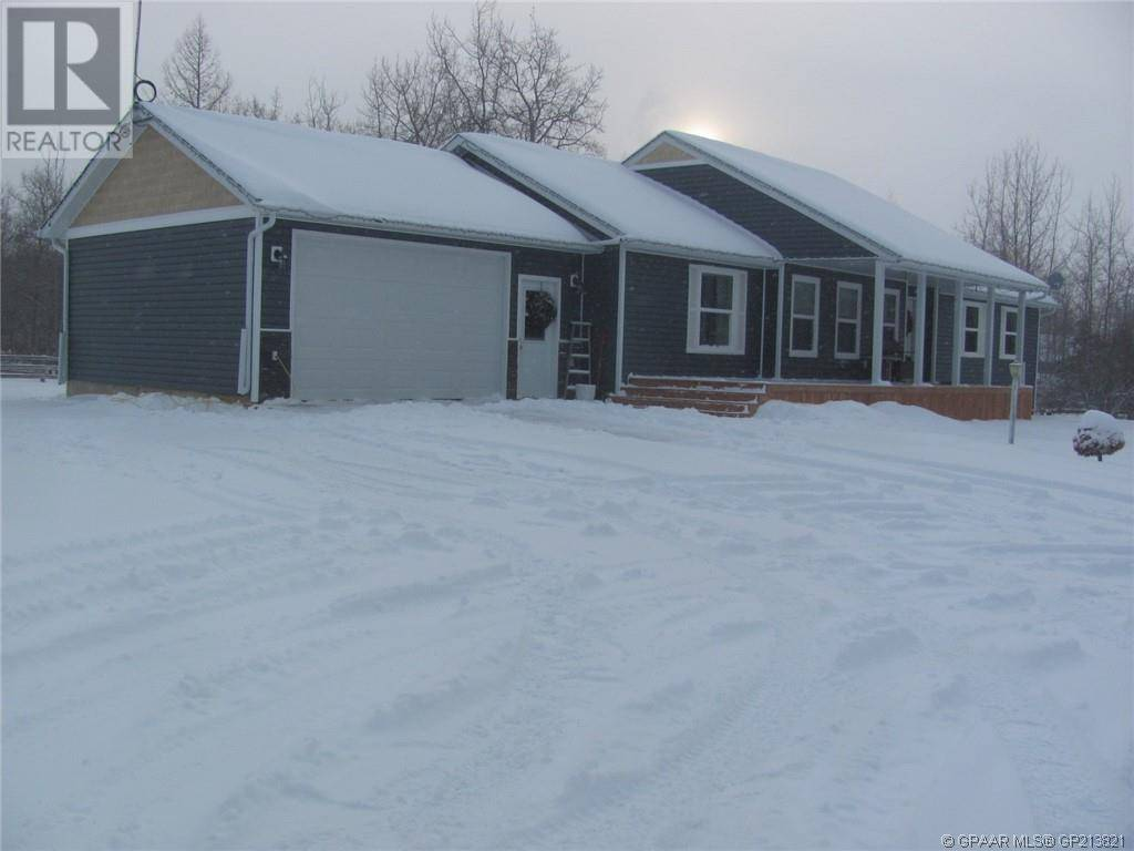 House for sale at 850037 Highway 743 Hy Unit 743 Northern Lights, Countyof Alberta - MLS: GP213821