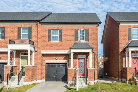 Townhouse for sale at 743 Banks Cres Milton Ontario - MLS: W4640985