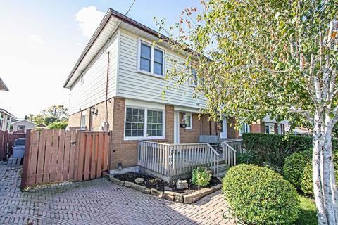 Townhouse for sale at 743 Kenora Ave Oshawa Ontario - MLS: E4633936