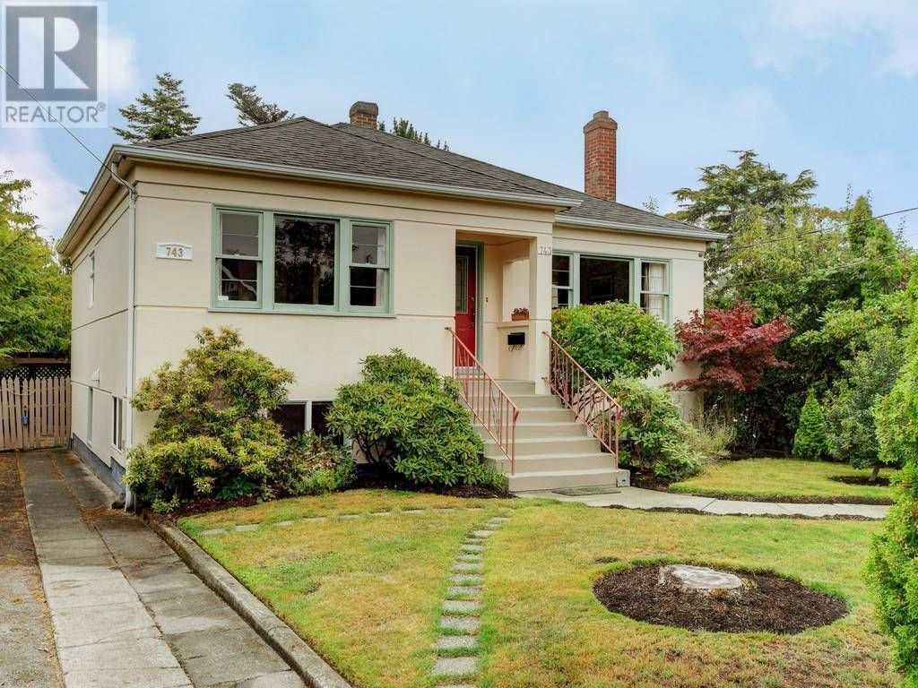 House for sale at 743 Victoria Ave Victoria British Columbia - MLS: 414963