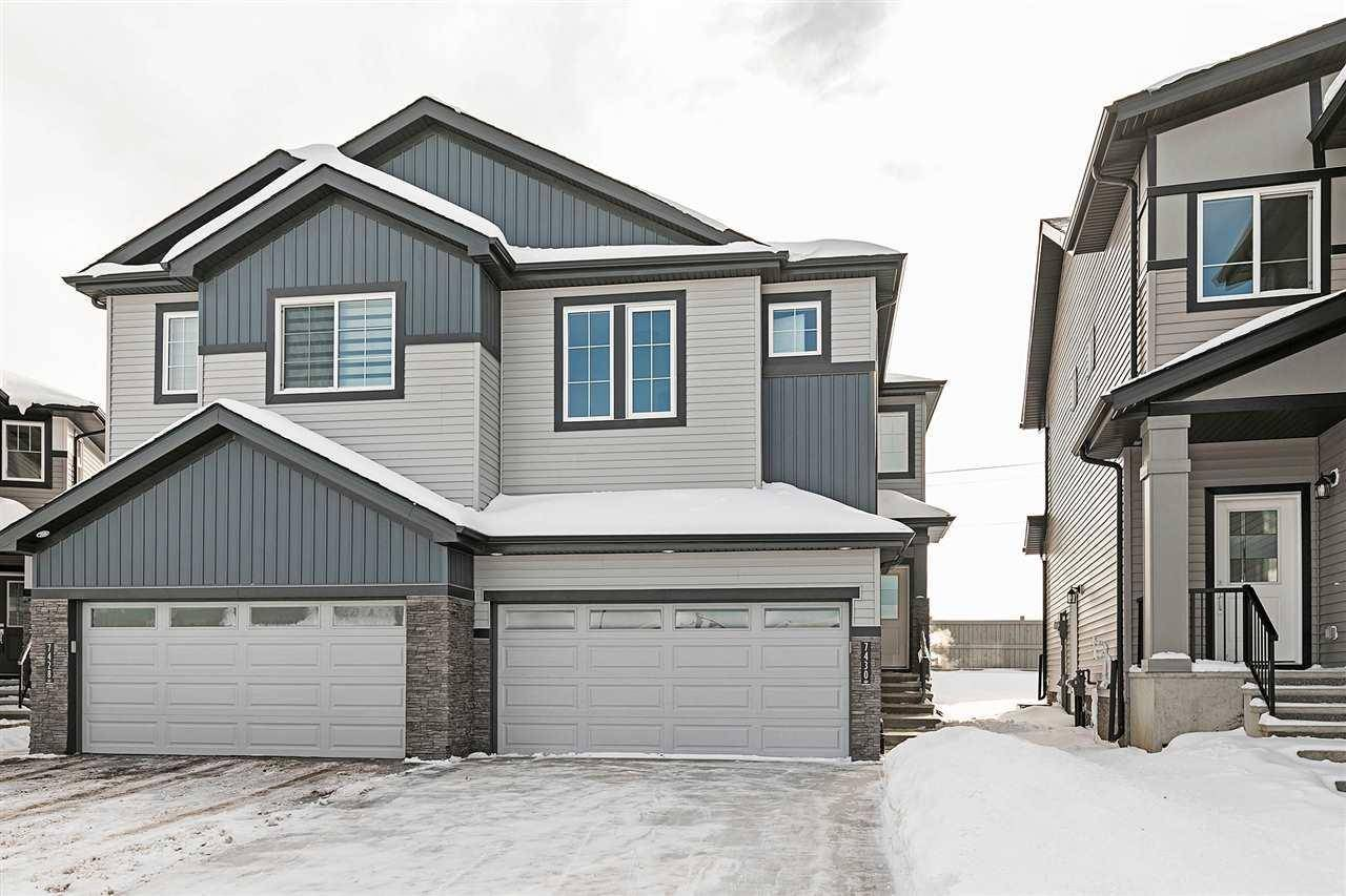Townhouse for sale at 7430 Chivers Cres Sw Edmonton Alberta - MLS: E4186573