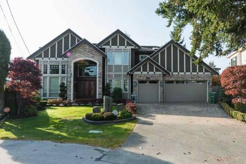 House for sale at 7431 Bassett Pl Richmond British Columbia - MLS: R2418908