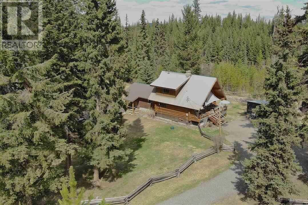 House for sale at 7431 Shertenlib Rd 100 Mile House British Columbia - MLS: R2446990