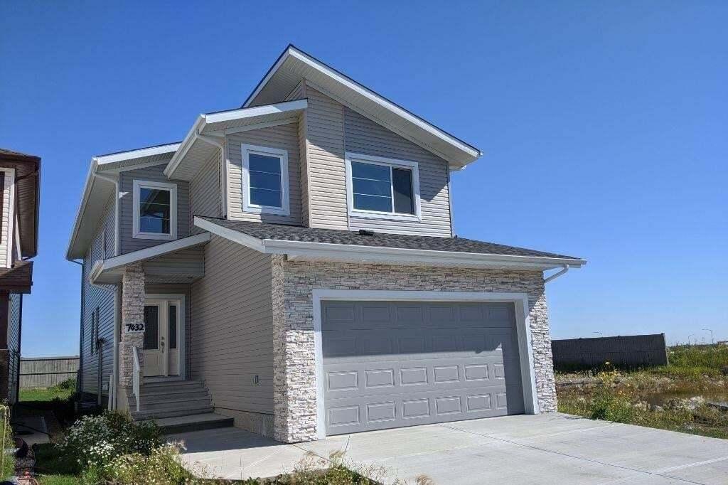 House for sale at 7432 182 Av NW Edmonton Alberta - MLS: E4209094