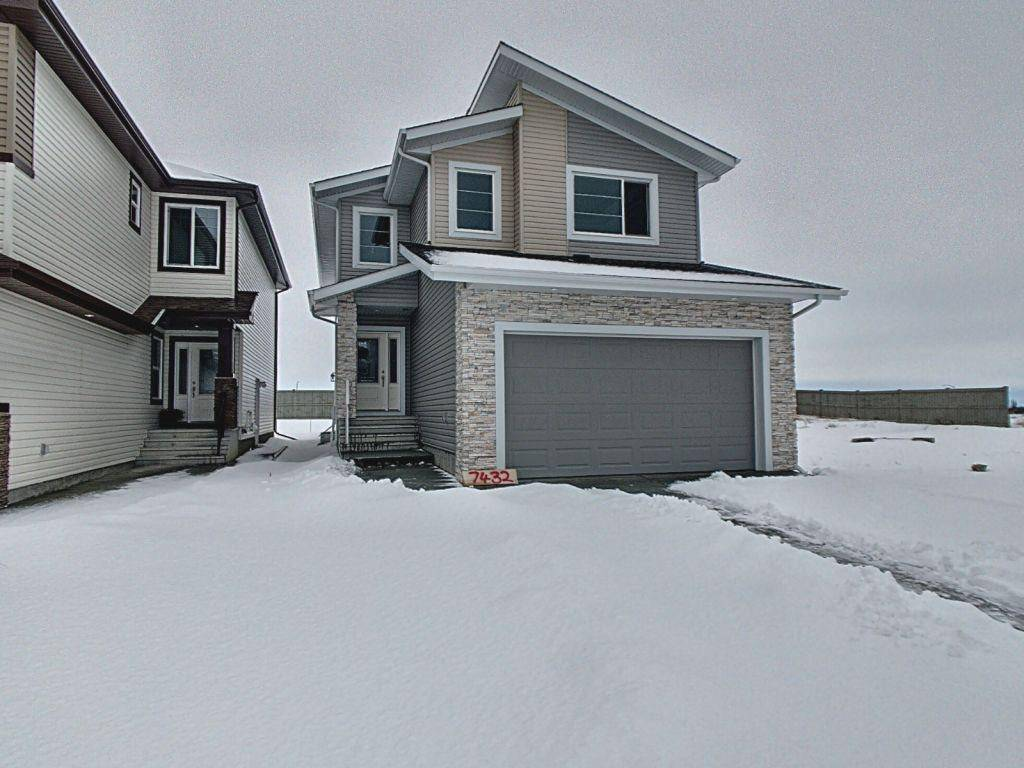 House for sale at 7432 182 Ave Nw Edmonton Alberta - MLS: E4186251