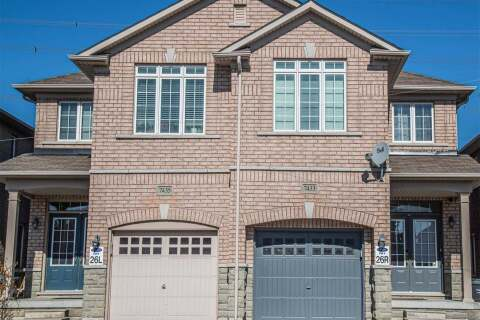 Townhouse for sale at 7433 Saint Barbara Blvd Mississauga Ontario - MLS: W4825805