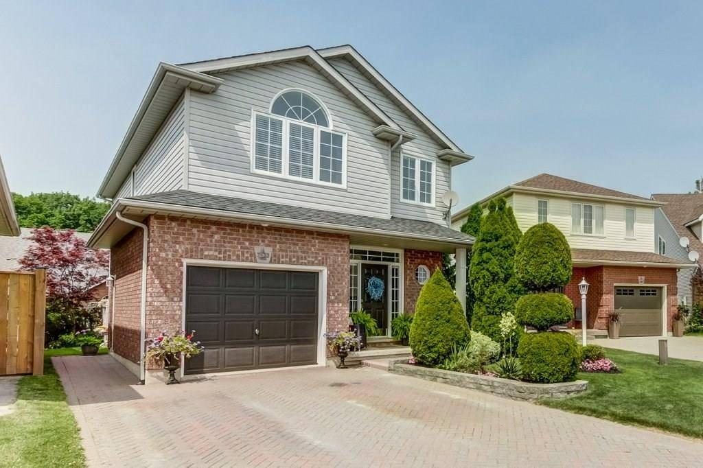House for sale at 7433 Trinity Ct Niagara Falls Ontario - MLS: 30751020