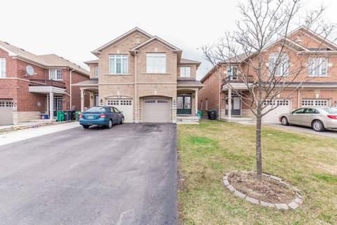 Townhouse for sale at 7434 Saint Barbara Blvd Mississauga Ontario - MLS: W4738441