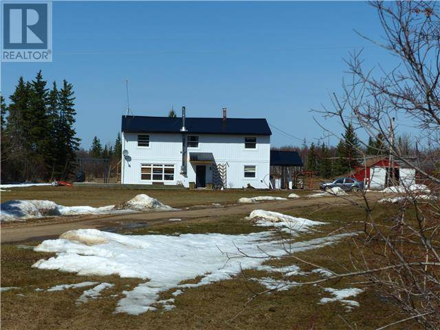 House for sale at 74218 Highway 744 St Unit 744 Big Lakes County Alberta - MLS: GP125587