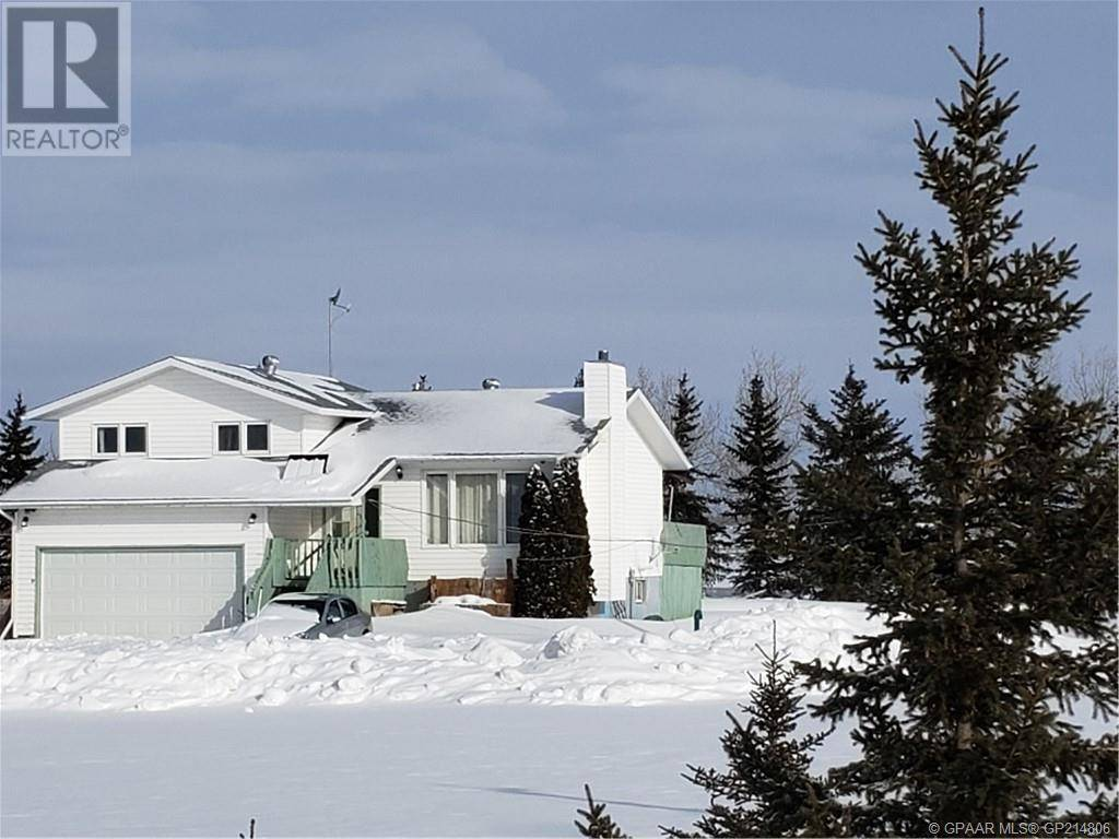 House for sale at 80419 Hwy 744 Hy Unit 744 Smoky River, Md Alberta - MLS: GP214806