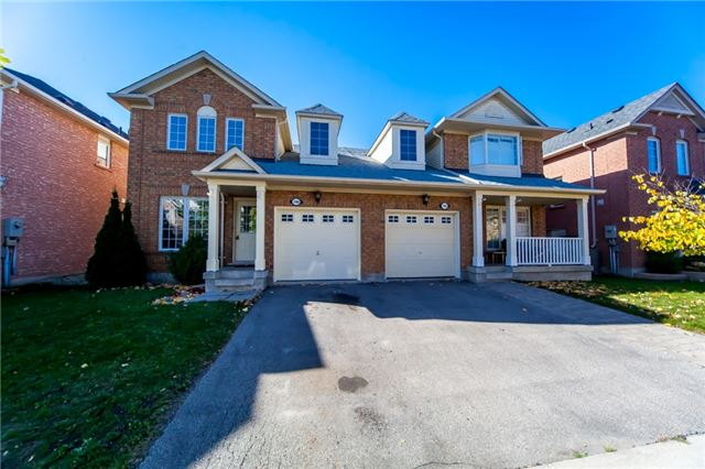 For Sale: 744 Irving Terrace, Milton, ON | 3 Bed, 3 Bath Townhouse for $669,900. See 20 photos!