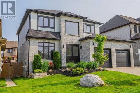 House for sale at 744 Kleinburg Dr London Ontario - MLS: 199020