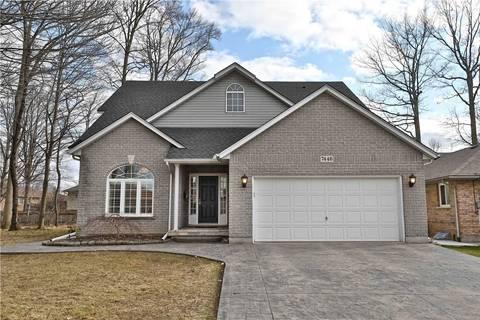 House for sale at 7446 Deerfield Cres Niagara Falls Ontario - MLS: X4725751