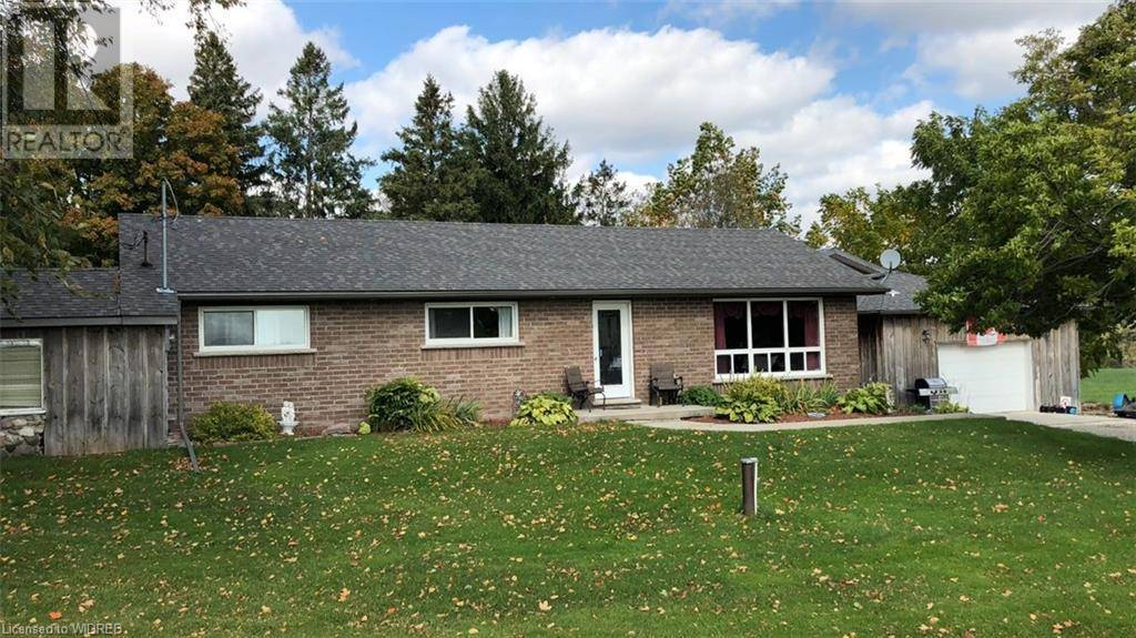 House for sale at 744885 Oxford Road 17 St Woodstock Ontario - MLS: 228257