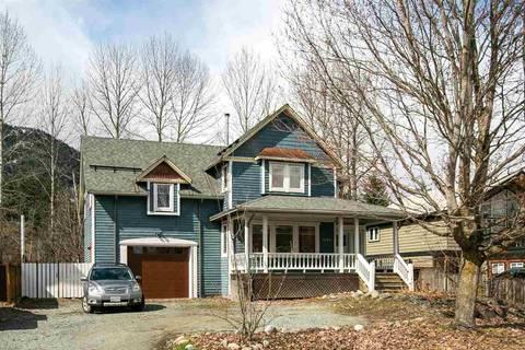 House for sale at 7449 Aspen Blvd Pemberton British Columbia - MLS: R2448921