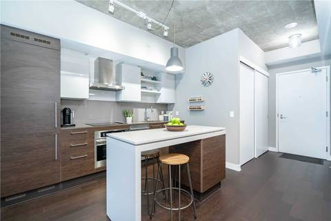Condo for sale at 1030 King St Unit 745 Toronto Ontario - MLS: C4696824