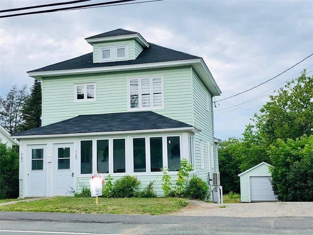 House for sale at 745 Bridge St Bathurst New Brunswick - MLS: NB027641