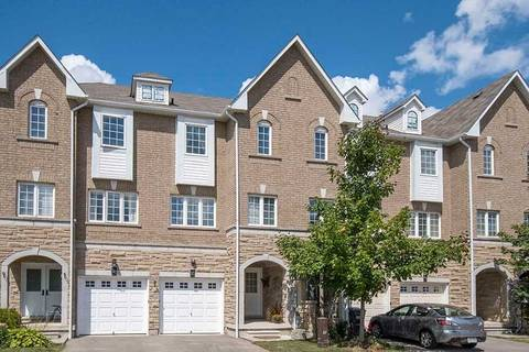 Townhouse for sale at 745 Candlestick Circ Mississauga Ontario - MLS: W4556707