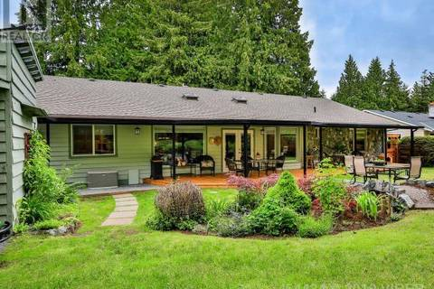 House for sale at 745 Canyon Crescent Rd Qualicum Beach British Columbia - MLS: 454434
