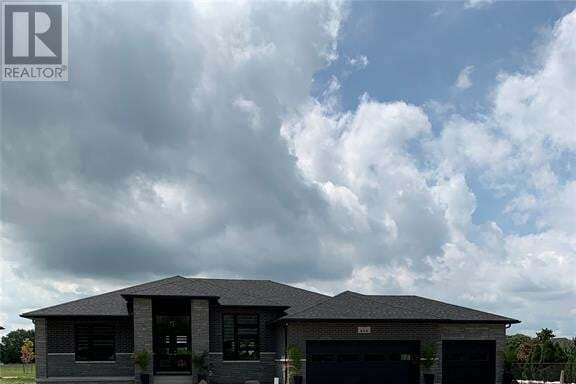 House for sale at 745 County Rd 27  Lakeshore Ontario - MLS: 20013304