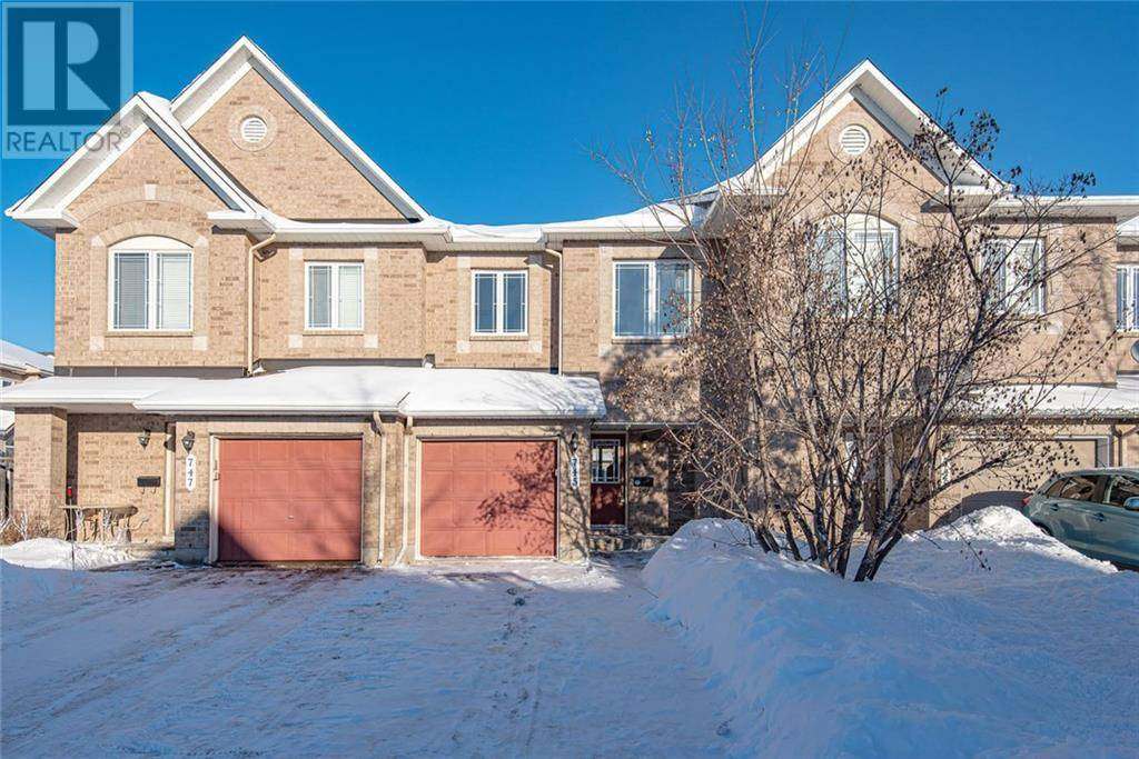 Townhouse for sale at 745 Crowberry St Orleans Ontario - MLS: 1179552