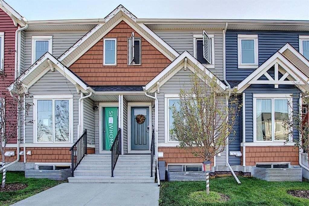 Townhouse for sale at 745 Falconridge Blvd Northeast Calgary Alberta - MLS: A1035713