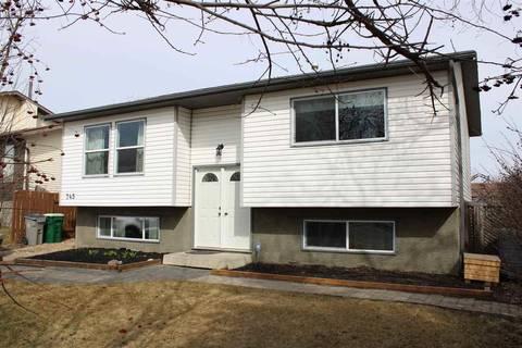House for sale at 745 Grandin Dr Morinville Alberta - MLS: E4153009