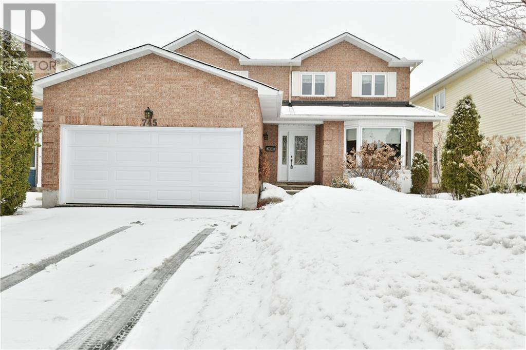 House for sale at 745 Hauteview Cres Ottawa Ontario - MLS: 1186749
