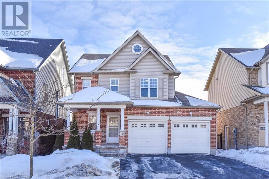 House for sale at 745 Keats Wy Waterloo Ontario - MLS: 30791814