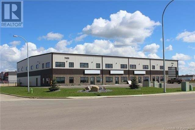 Commercial property for sale at 7450 79 St Red Deer Alberta - MLS: ca0186755