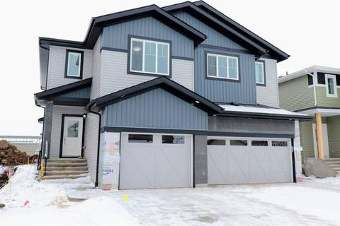 Townhouse for sale at 7456 Chivers Cres Sw Edmonton Alberta - MLS: E4142646