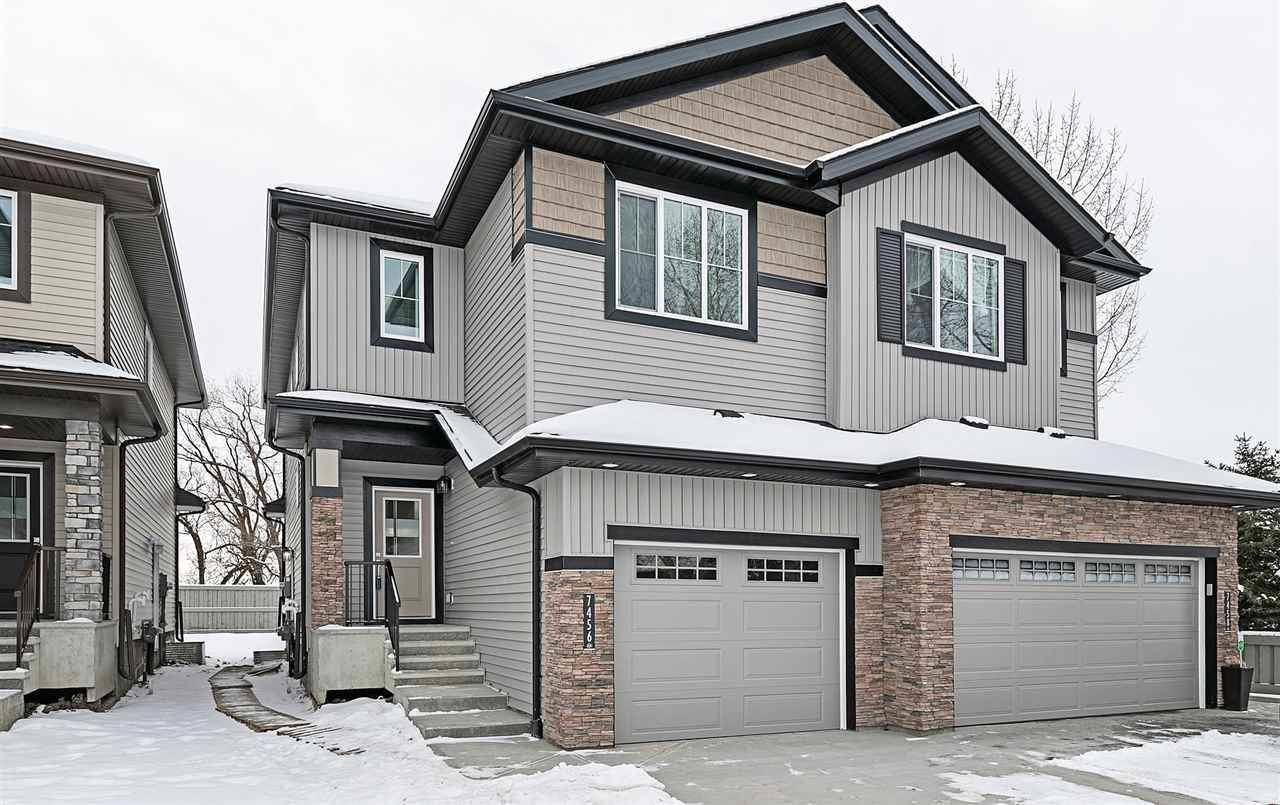Townhouse for sale at 7456 Chivers Cres Sw Edmonton Alberta - MLS: E4184167