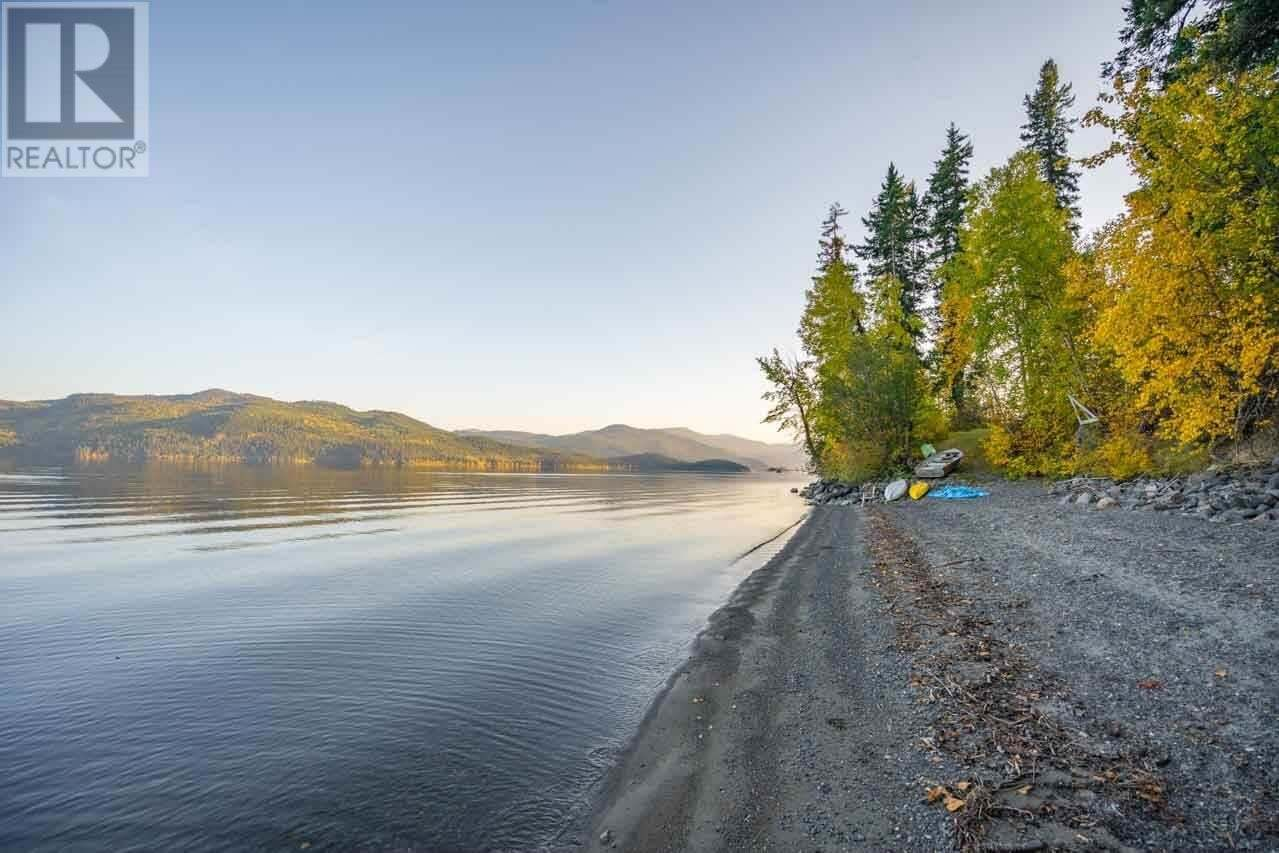 Home for sale at 7458 Ruffell Rd Canim Lake British Columbia - MLS: R2505043