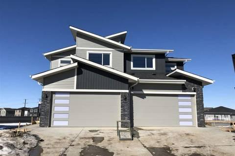 Townhouse for sale at 746 Berg Lo  Leduc Alberta - MLS: E4147924