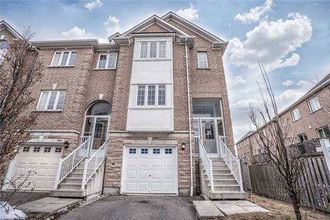 Townhouse for rent at 746 Maxman St Mississauga Ontario - MLS: W4750265