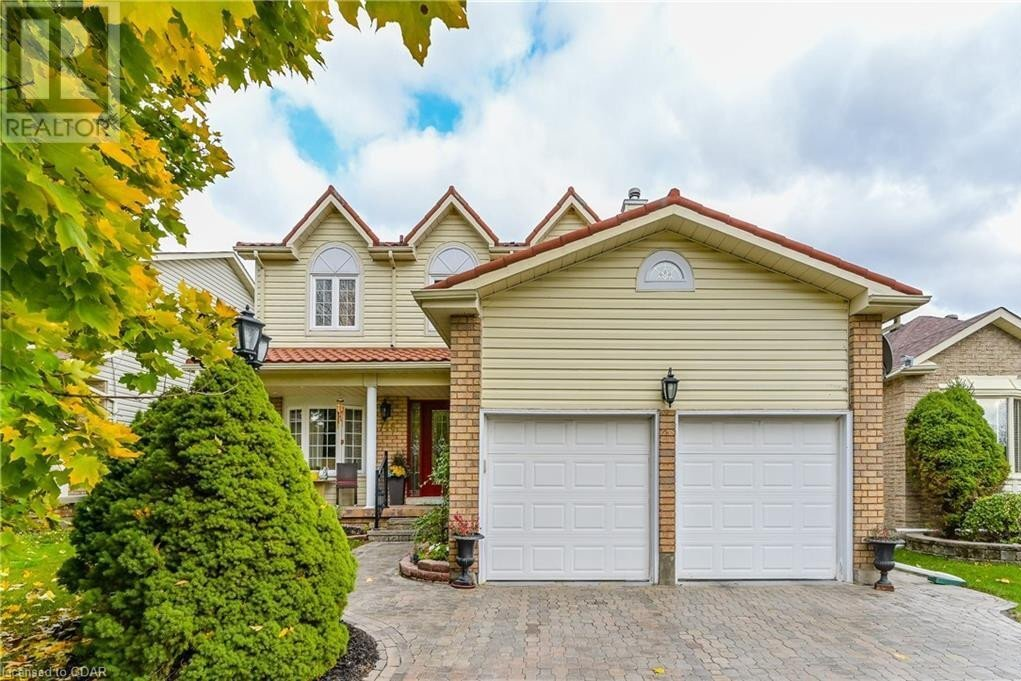 House for sale at 746 Woodhill Dr Fergus Ontario - MLS: 40037965