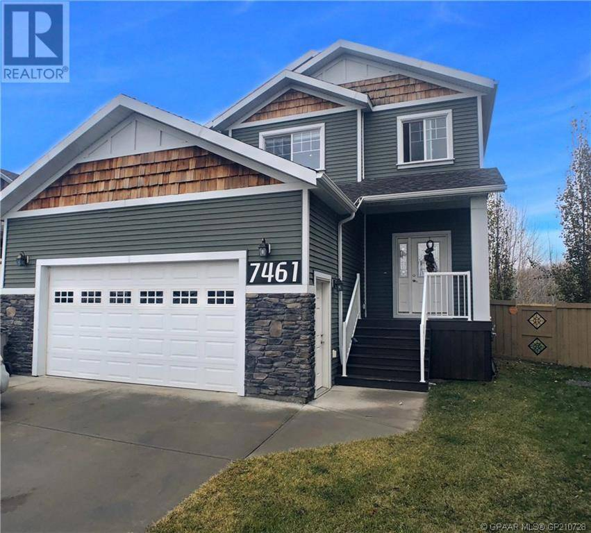 House for sale at 7461 90a St Grande Prairie Alberta - MLS: GP210728