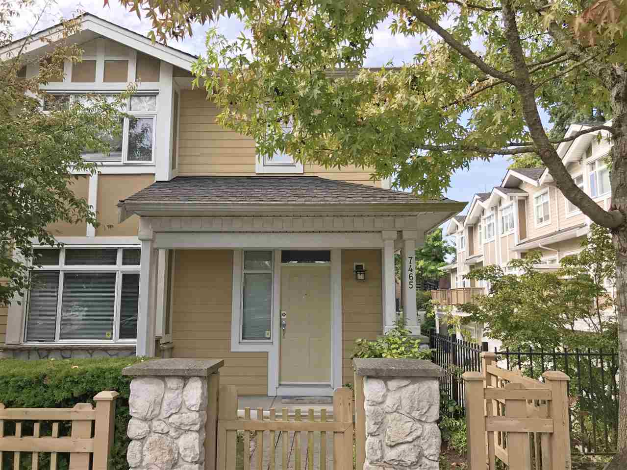 Removed: 7465 Laurel Street, Vancouver, BC - Removed on 2018-03-30 05:09:01