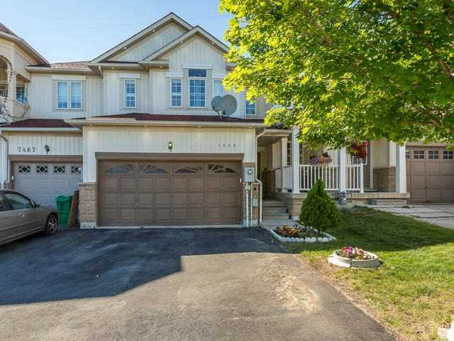 For Sale: 7465 Magistrate Terrace, Mississauga, ON | 3 Bed, 4 Bath Townhouse for $659,900. See 20 photos!