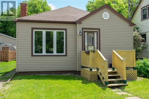 House for sale at 747 Fraser St Sudbury Ontario - MLS: 2076023