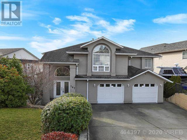 House for sale at 747 Gemsbok Dr Campbell River British Columbia - MLS: 464397