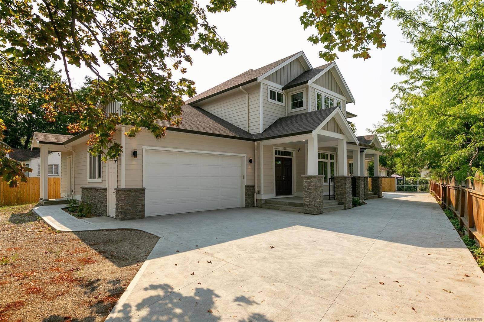 Townhouse for sale at 747 Harvey Ave Kelowna British Columbia - MLS: 10187798