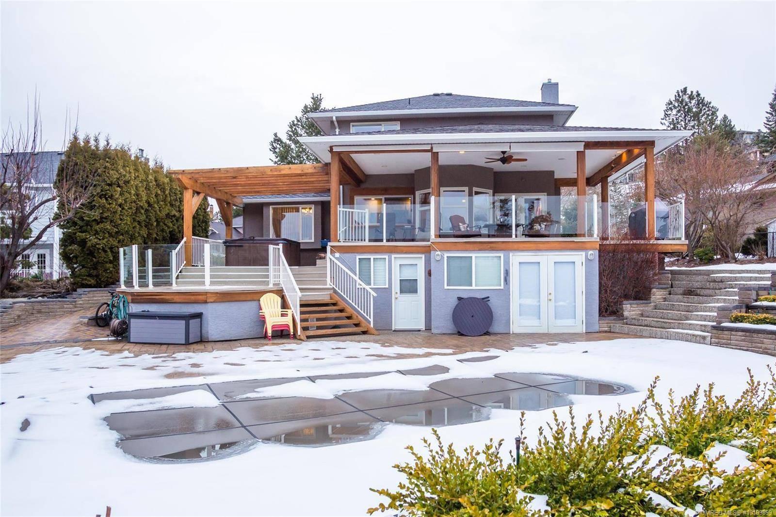 House for sale at 747 Westpoint Dr Kelowna British Columbia - MLS: 10199899
