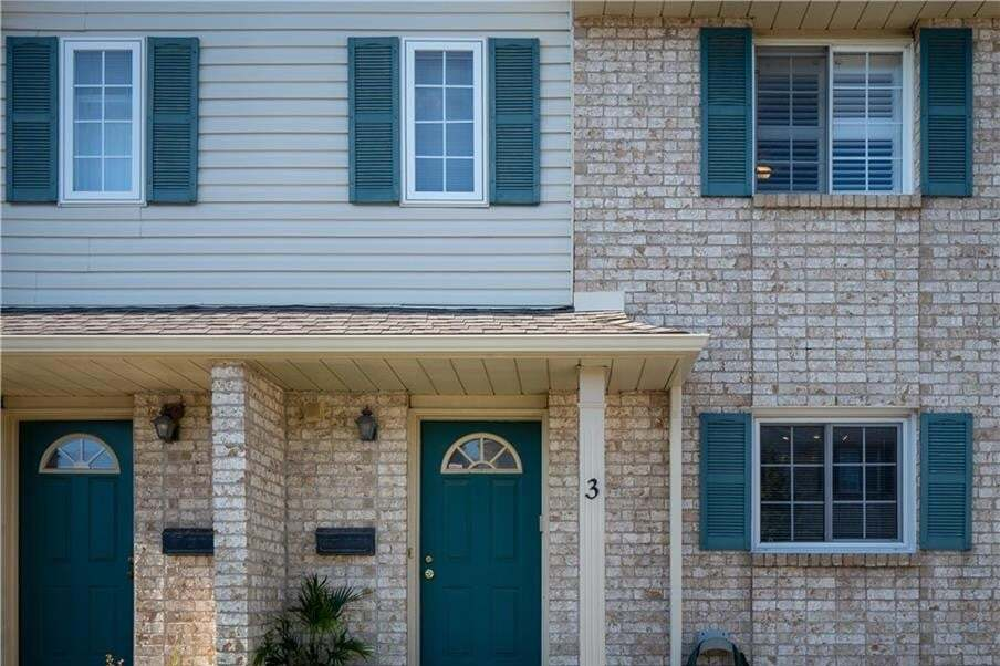 Townhouse for sale at 7470 Monastery Dr Niagara Falls Ontario - MLS: 30827543