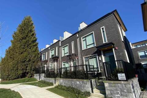 Townhouse for sale at 7474 Granville St Vancouver British Columbia - MLS: R2437763